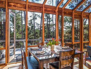 3771 Serenity in the Woods ~ New Vacation Rental! Award Winning Home!