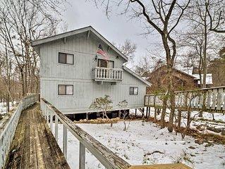 Home w/Massanutten Resort Amenities - Near Skiing!