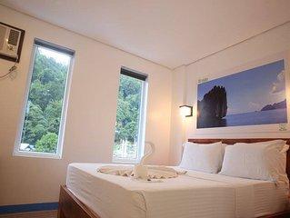 Cozy 'Standard Room' in El Nido Palawan