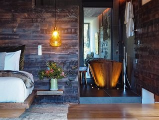 ROME - Stunning 5 star luxury shipping container villa