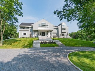 Promotional Rates Sept- Oct for this Luxurious Hamptons Estate.