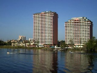Resort Condo With 1 Bedroom 2 Bathroom With Full Kitchen Sleep 6 Full Waterfront