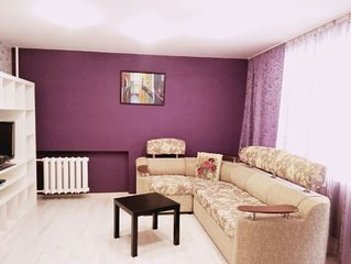 Two-room 75m apartment in Stavropol Center