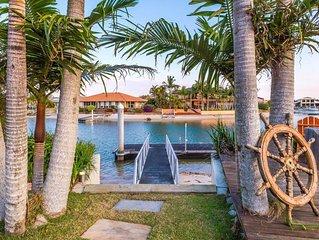 Vista del Mare - Luxury waterfront Free Wi-Fi
