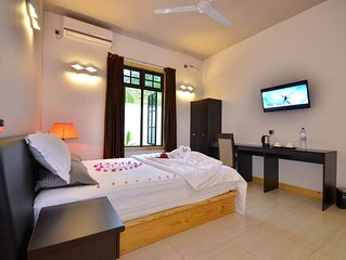Deluxe Double room with all amenities