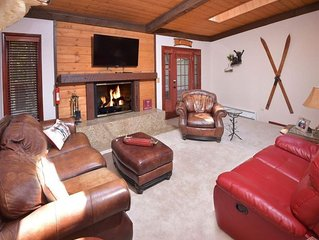 Meadow Creek Manor has 3 beds, 2.5 baths and is steps to Vail bus stop