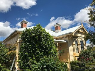Original Federation home in peaceful Invermay