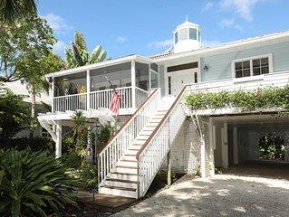 Single Family Boca Grande Deeded Beach Access
