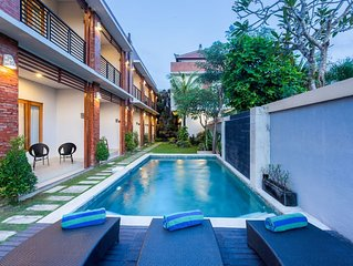12 Bedroom Private Pool At Kubu Bali