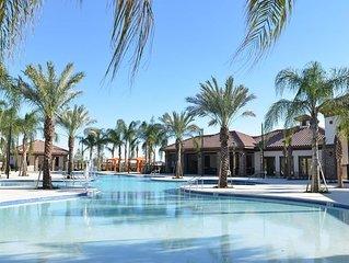 Premium 5bd villa close to Disney (ST392)
