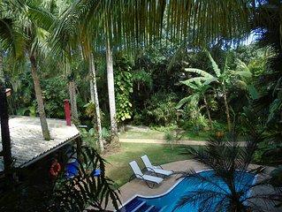 Casa Maravilhosa com 5 suítes na Barra do Sahy