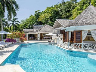 TRYALL CLUB 5 Bd Villa with Pool! Incl Concierge Service & 1 Year Priority Pass!