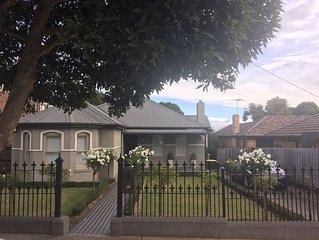 Essendon - your home away from home