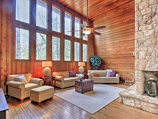Luxury Resort Home w/Patio in Shenandoah Valley!