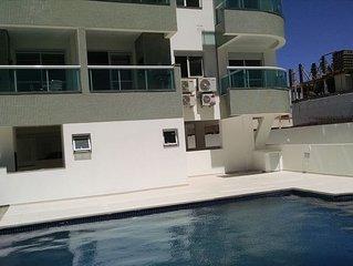 Apartamento NOVO e enorme de 3 quartos em  Ingleses Florianópolis