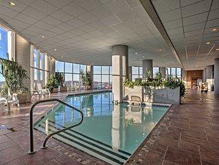 NEW! Sugar Mountain Condo w/ Pool, Hot Tub & Views