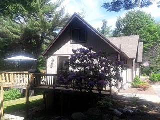 VER142B - Lake Winnipesaukee Beach Access Home