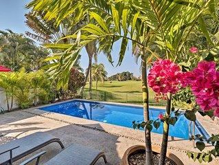 NEW! Nuevo Vallarta w/Private Pool & Beach Access!