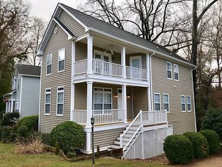 Spacious & Cozy Home Downtown: USC, Fort Jackson