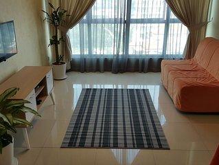 Vista alam homestay 2 bedroom 2 bathroom