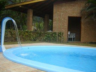 Projeto arquitetonico arrojado, piscina, terracos, quiosque a 30 mts do mar