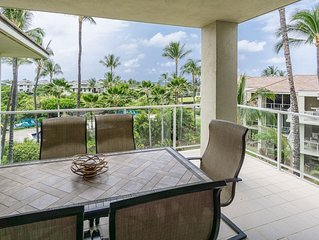 Condo w/ Private Lanai, WiFi, AC, Shared Hot Tub, Pool at Waikoloa Beach Resort-