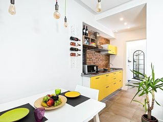 Self-catering convenience in the center of Anacapri