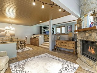 Welcome to the Grouse House! A spacious duplex close to world class skiing!