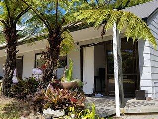 Great Barrier Island  Okiwi  AshleyRose cottage.