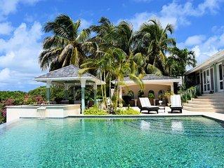 Little Blue - Modern Luxury Villa in Grenada, Caribbean