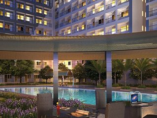 Grace Residences 1 bedroom Condo for Rent