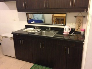 24-Square Meter Fully-Furnished Studio Unit At Cypress Towers Taguig Philippines