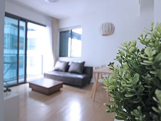 Superhost 2BR APT in the heart of Tg Pagar