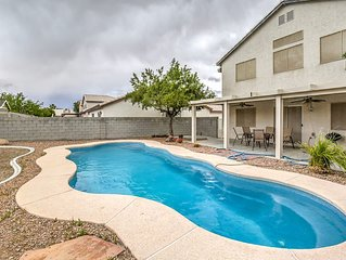 Family House With The Pool & Hot Tub