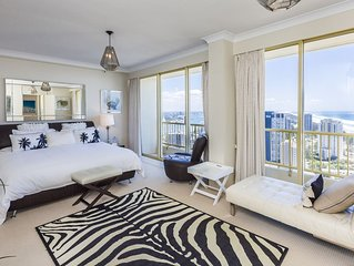 Gold Coast Amor'e luxury Sub Penthouse at Contessa