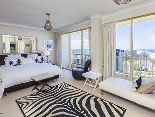 Gold Coast Amor'e luxury Sub Penthouse at Contessa