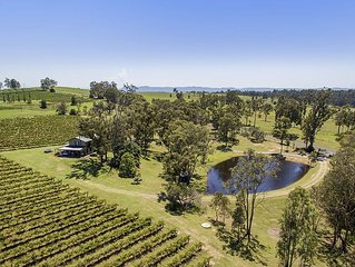 Fernweh Cottage, Hunter Valley - Glorious vineyard and Mountain Views