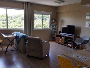 Lindo apartamento, 2D (1 Suite), Garagem, próximo a PUC, ESPM e campus da UFRGS