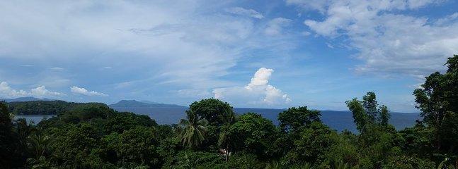 Landhuis - Uitzicht op strand en zee