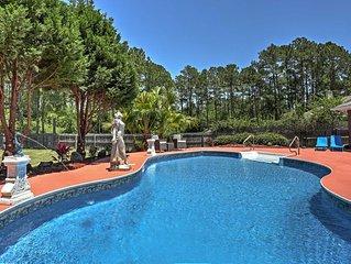 'Laguna Azul' Home w/Private Pool by Navarre Beach