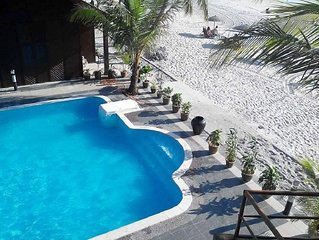 Seaview Chalet #2 Beachfront Cenang Beach