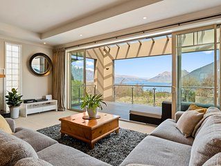 Wakatipu Tiro - Stunning Mountain andamp; Lake Vistas