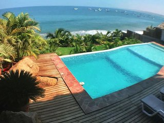 Welcome to Punta Arena house in Pocitas, Mancora