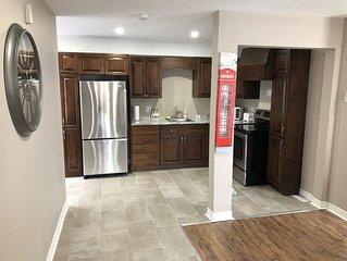 Perfect apartment, renovated, near Ottawa City