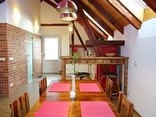 Apartman Superior with sauna and garten