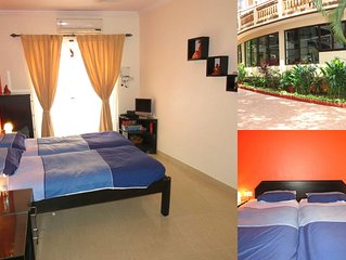 03) Luxury Serviced Studio Close To The Beach