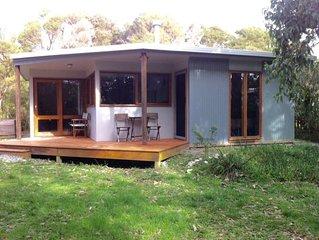 Walkerville Spinney solar passive design cottage
