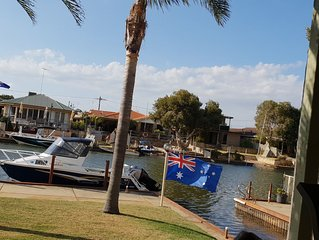 Canal home, Landing 21 is in South Yunderup  part of the Mandurah Peel region.