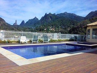 Estilo e Conforto - Loft no Alto - Teresópolis - Wifi