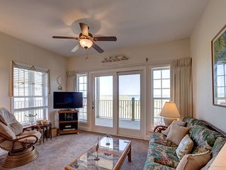 Hatteras Hospitality - Alluring 2 Bedroom Durant Station Condo Home in Hatteras